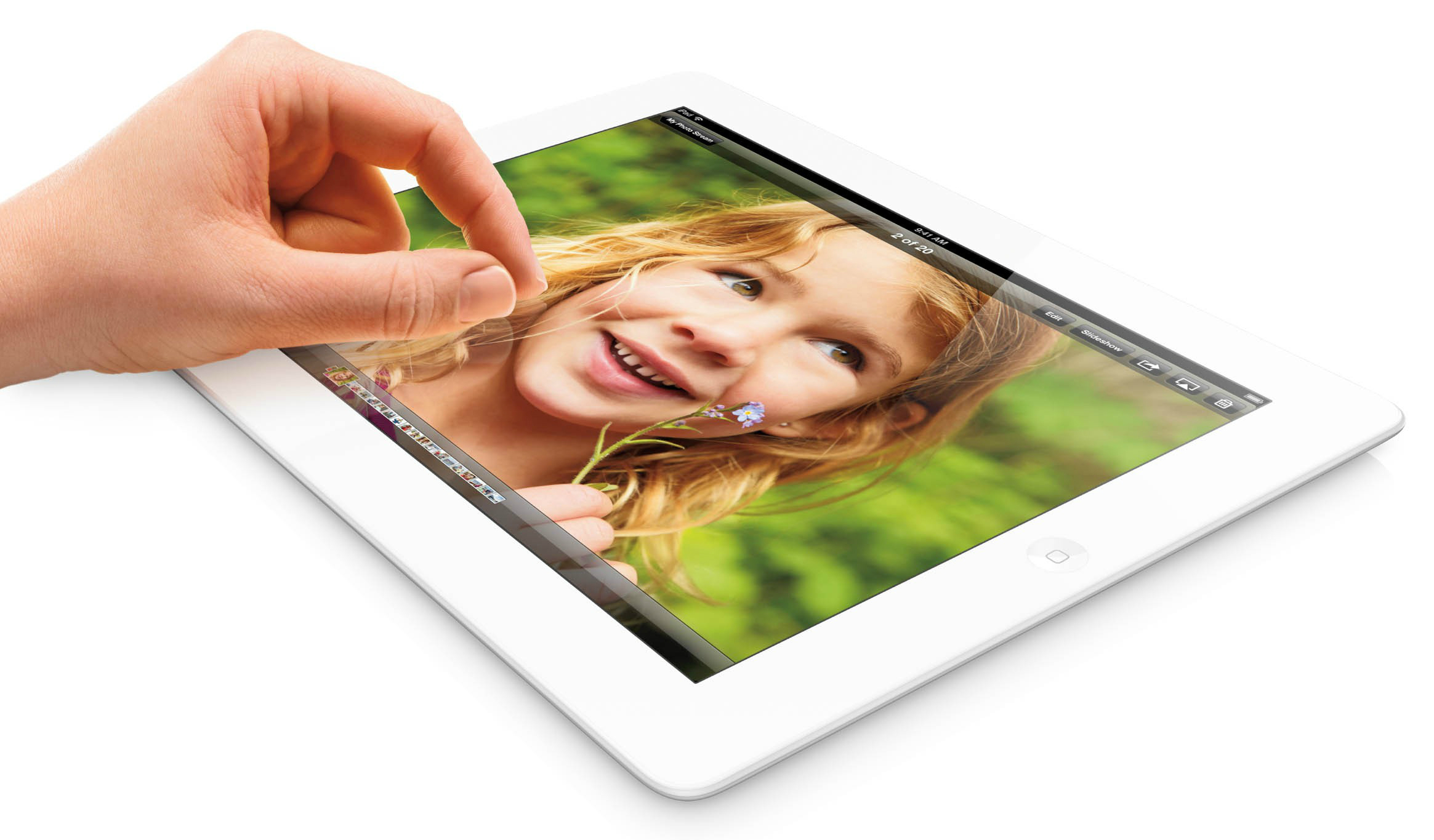 Apple iPad 4 with Retina Display
