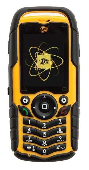 JCB Toughphone