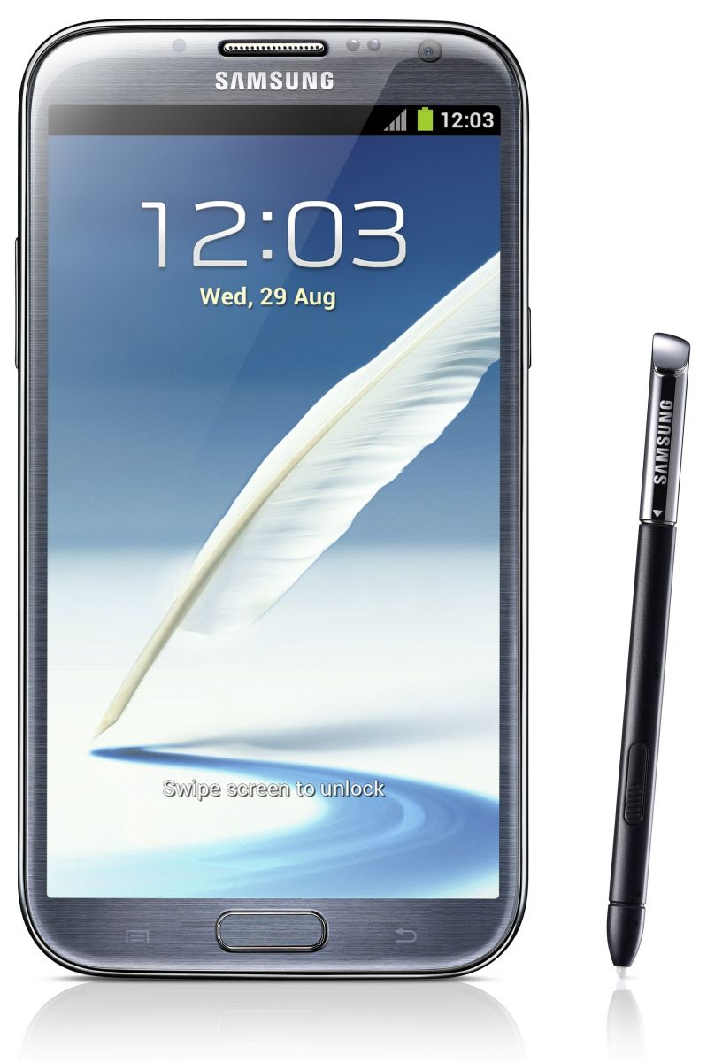 Samsung Galaxy Note 2 black