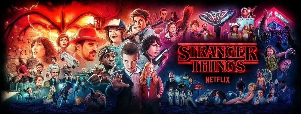 Stranger Things banner image