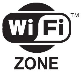 Wi-Fi zone logo