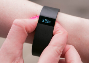 Fitbit Force wearable