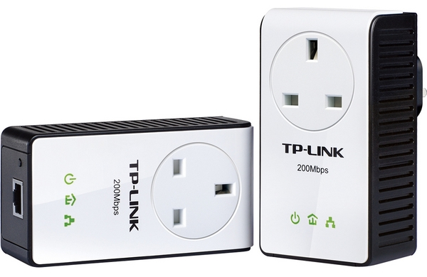 TP Link Powerline Network Adapters