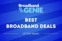 Best broadband deals of the week: 6th - 12th of November