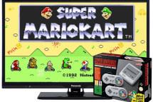 Competition: win a Panasonic HD TV and Super Nintendo Classic Mini